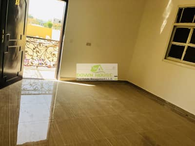 1 Bedroom Flat for Rent in Khalifa City A, Abu Dhabi - Brand new1 bedroom hall w/private entrance  4