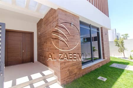 5 Bedroom Villa for Rent in Yas Island, Abu Dhabi - Double Row with  Landscape!  Ready 5 Bedroom Villa