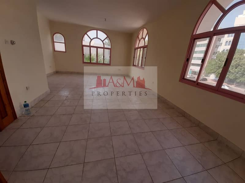 SPACIOUS ..>>>4 Bedroom with Maids room at Airport street 90000...!!!!