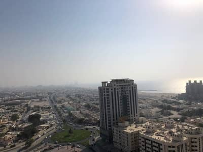 2 Bedroom Flat for Sale in Al Sawan, Ajman - 2 bhk payment plan sea view city view in Ajman one tower