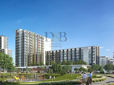 1 Bedroom Apartment for Sale in Dubai Hills Estate, Dubai - LIMITED OFFER NO DLD FEE 2 YEARS POST PAYMENT PLAN