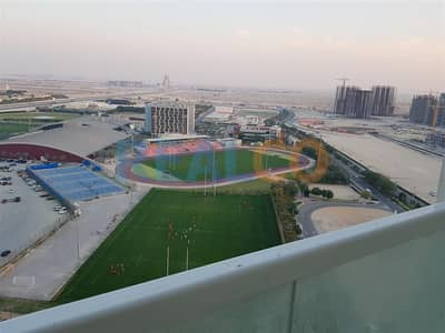 1 Bedroom Flat for Rent in Dubai Sports City, Dubai - Brand new Red residency 1BED with full ICC academic View