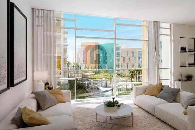 10 Own Amazing 1BR Apartment In Up Town Al Zahia