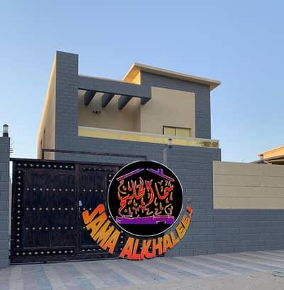 فیلا 5 غرفة نوم للبيع في الروضة، عجمان - فيلا مميزة بديزاين عصري - 5 غرف نوم ماستر - تملك حر