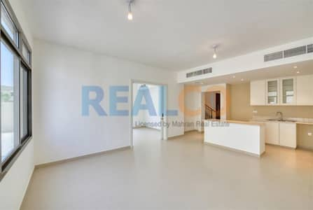 3 Bedroom Townhouse for Sale in Town Square, Dubai - Qudra Facing Safi town house 3bed + maid