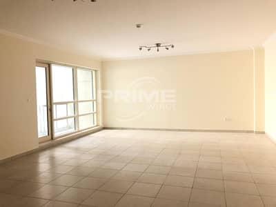 شقة 2 غرفة نوم للايجار في دبي مارينا، دبي - Low Floor 2Bedroom Apt  in Marina Quays West