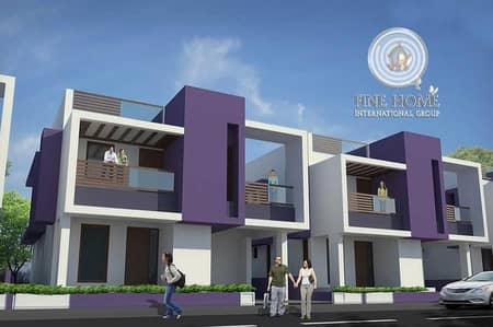 4 Bedroom Villa for Sale in Mohammed Bin Zayed City, Abu Dhabi - 2 Villas Compound in Mohamed Bin Zayed City