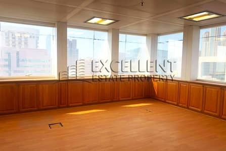 Office for Rent in Al Salam Street, Abu Dhabi - Elegant and Spacious Office Space