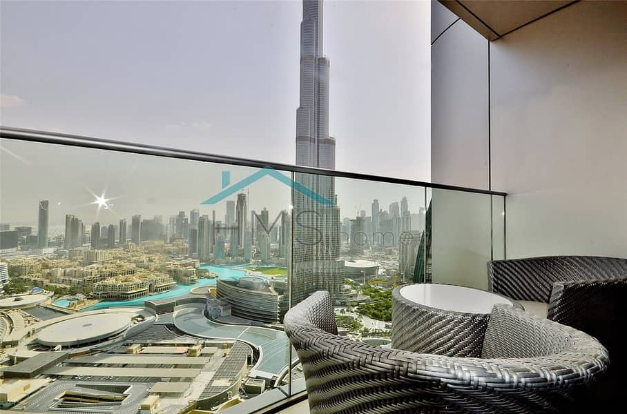 Available Febuary 1st | Furnished | Burj View