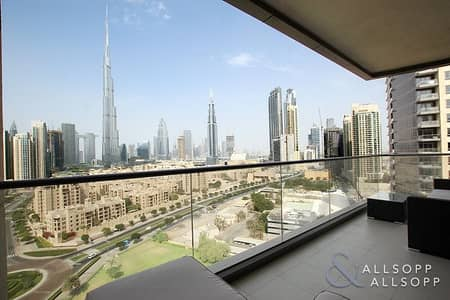 2 Bed | Full Burj Khalifa View | 2.5 Bath