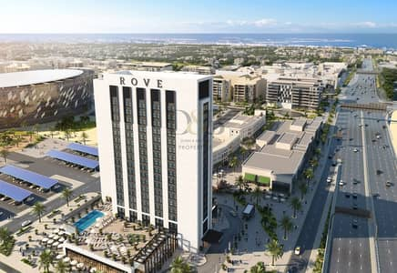 Hotel Apartment for Sale in Jumeirah, Dubai - Ideal Location for Best Investment | Modern Style