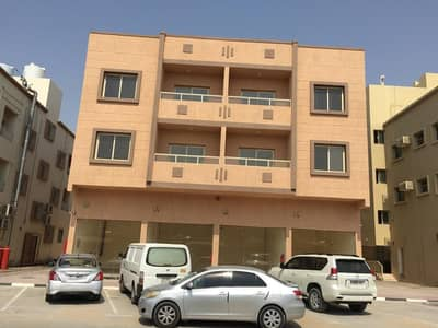 1 Bedroom Flat for Rent in Al Mowaihat, Ajman - Brand  new 1 bed room hall available for rent in Mowaihat 3 on main road