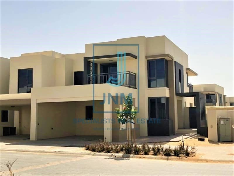 14 Upgraded 5BR Unit in Dubai Hills | Vacant & Ready