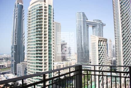 شقة 2 غرفة نوم للبيع في وسط مدينة دبي، دبي - Beautiful Views   Prime Location   Vacant