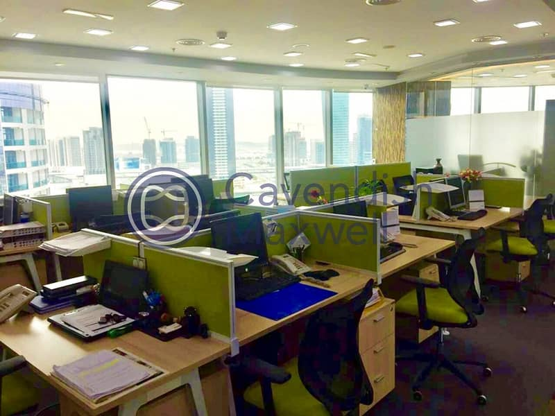 9 Fully Fitted and Furnished Office | The Binary