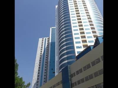 فلیٹ 1 غرفة نوم للايجار في البستان، عجمان - شقة في أبراج أورينت البستان 1 غرف 22000 درهم - 4390745