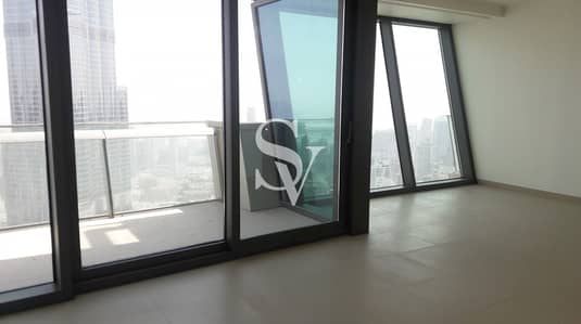 3 Bedroom Flat for Sale in Downtown Dubai, Dubai - Burj & Fountain View | High Floor | 3BR+M
