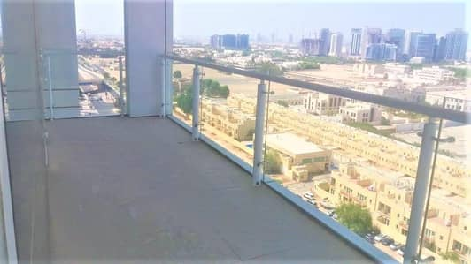 1 Bedroom Flat for Rent in Capital Centre, Abu Dhabi - 1 BR with Facilities & Kitchen Appliances in Capital Centre