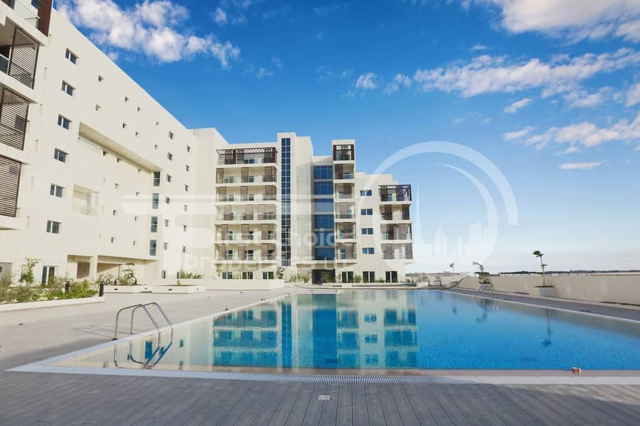 1 Price Negotiable! Fully Furnished Apartment at Masdar City!