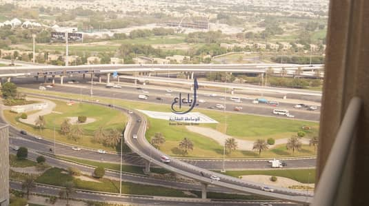 2 Bedroom Apartment for Rent in Dubai Marina, Dubai - Specious Apartment   Golf Course View   Semi Furnished