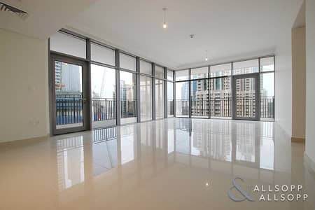 3 Bedroom Flat for Sale in Downtown Dubai, Dubai - Three Bedrooms | Vacant | Maid's Room