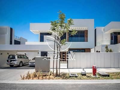 4 Bedroom Villa for Sale in Yas Island, Abu Dhabi - Double Row | Brand New 4Bedroom Villa | Yas Island
