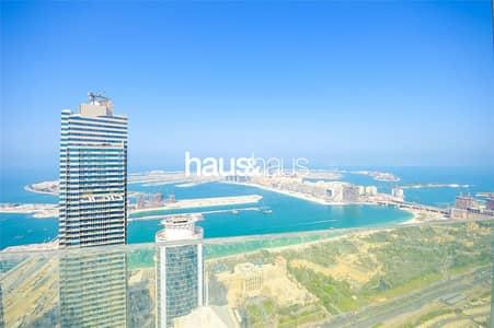 4 Bedroom Penthouse for Rent in Dubai Marina, Dubai - Duplex Penthouse | Plunge Pool | Sea View