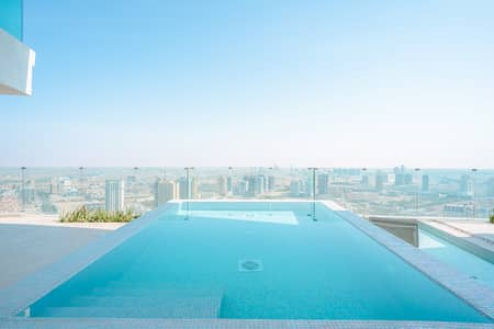 شقة 2 غرفة نوم للايجار في قرية جميرا الدائرية، دبي - Private pool l Monthly payment l All bills included