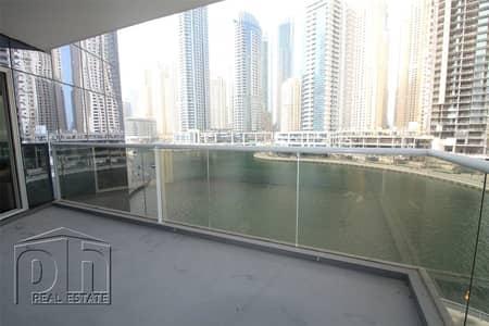 شقة 2 غرفة نوم للايجار في دبي مارينا، دبي - Stunning 2bed with full marina view