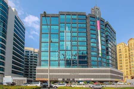 مکتب  للايجار في واحة دبي للسيليكون، دبي - Large Shell and Core Office for Rent|DSO