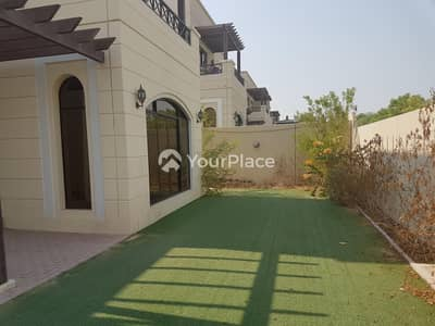 4 Bedroom Villa for Rent in Mudon, Dubai - Bright Type A Mudon 4 Bedroom Vacant Townhouse
