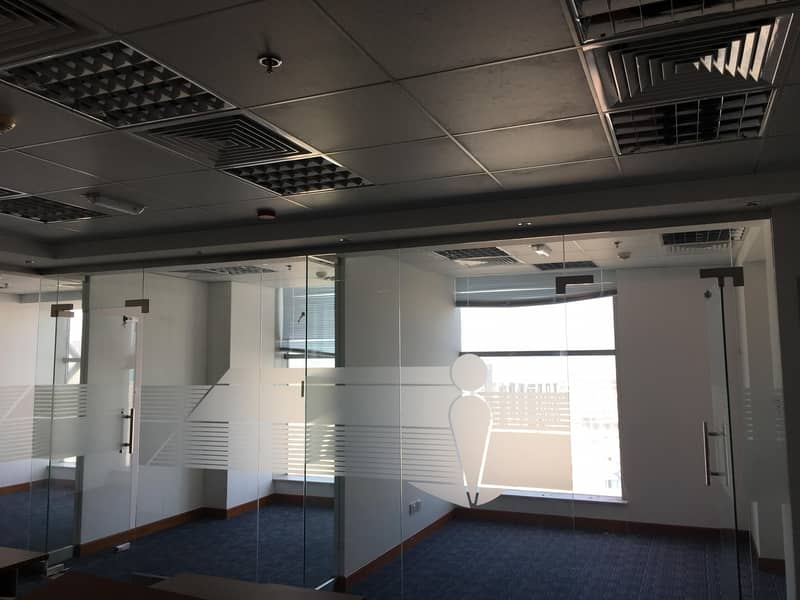 Fully Fitted Office  |  Convenient Location