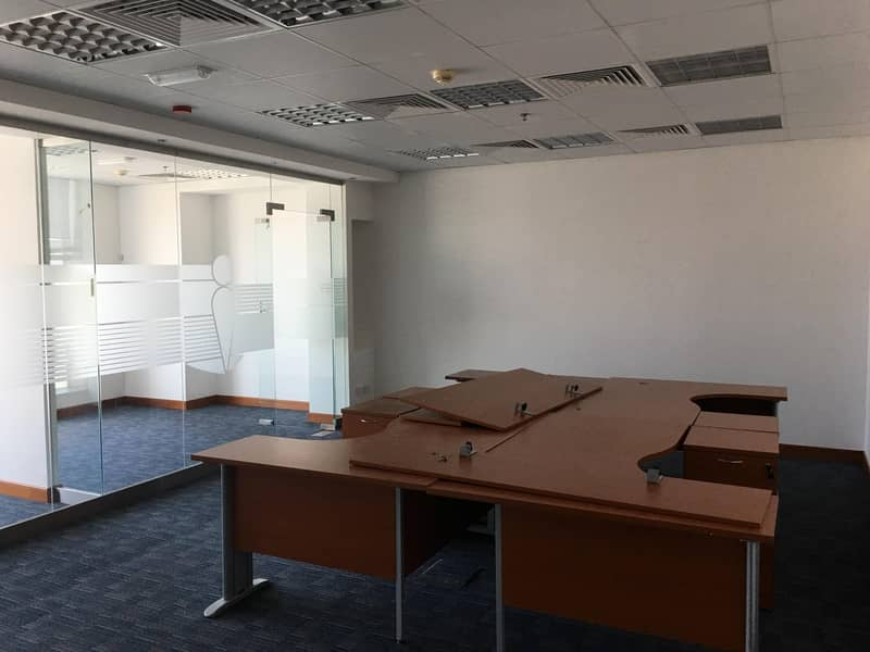 2 Fully Fitted Office  |  Convenient Location
