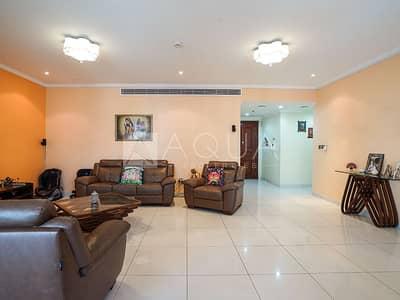 2 Bedroom Flat for Rent in Jumeirah Lake Towers (JLT), Dubai - Beautiful and Spacious | Stunning Lake View