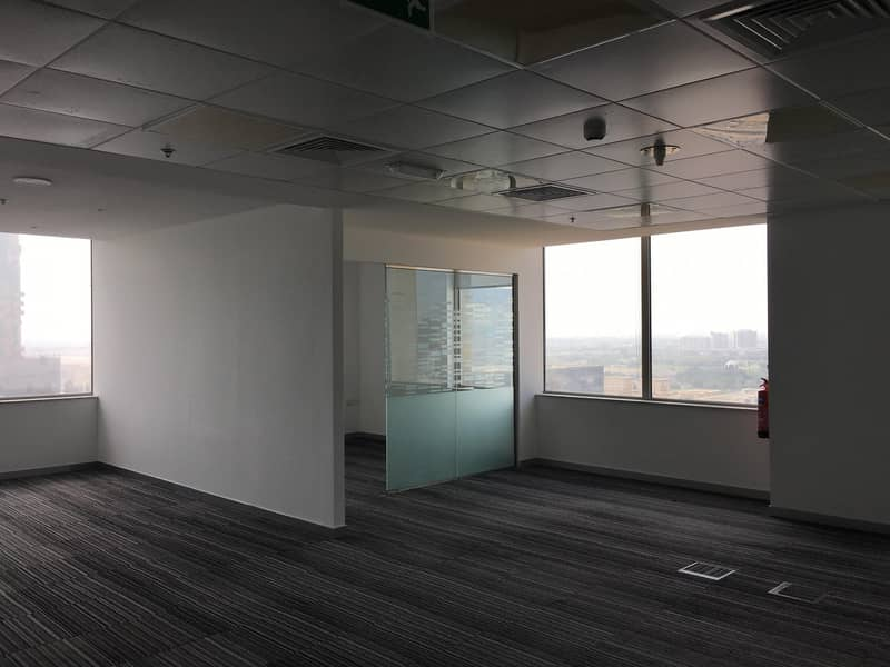 2 Fully Fitted Unique Office Space in Business Central Towers