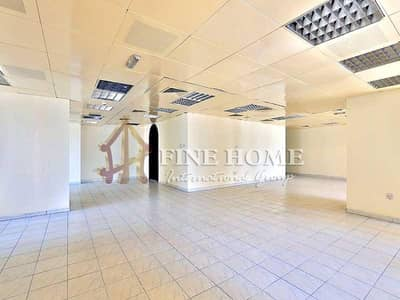 Office for Rent in Tourist Club Area (TCA), Abu Dhabi - Fully Fitted 76 Sq.m Office