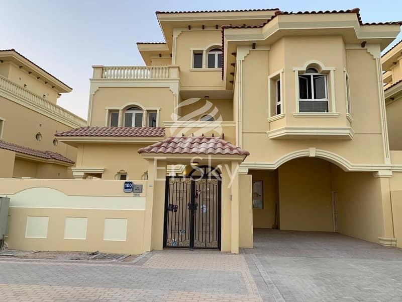 16 Amazing villa /new brand/prime location /with lift