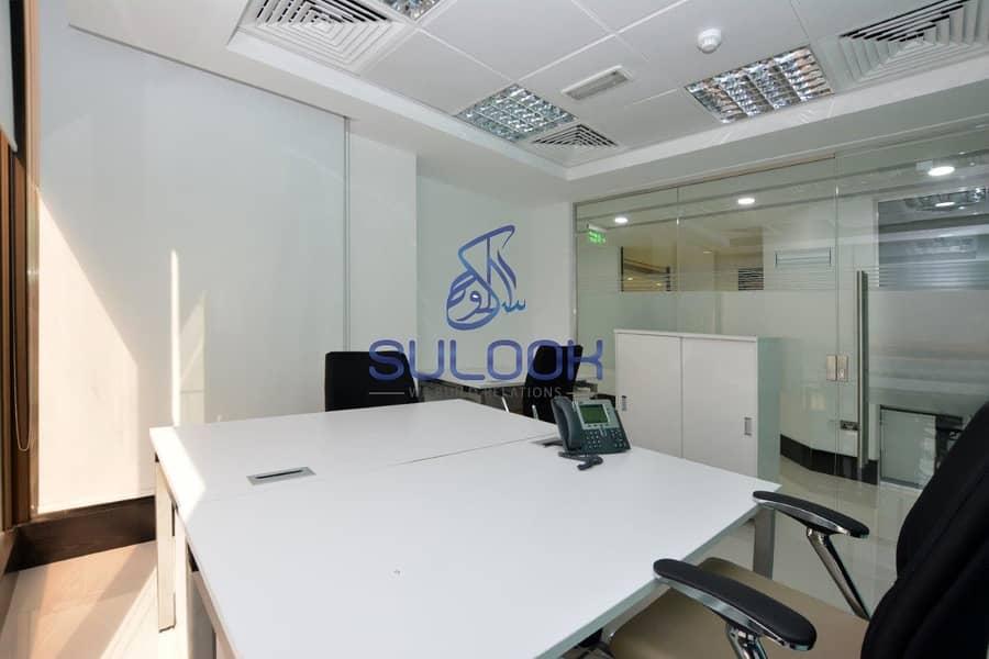 37 Elegant Office including all facilities in Corniche