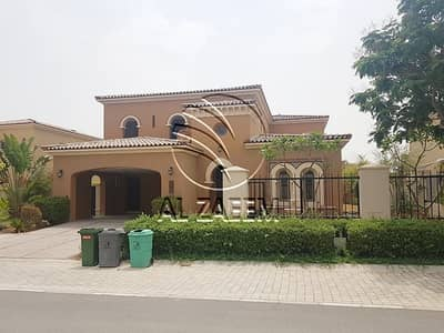4 Bedroom Villa for Rent in Saadiyat Island, Abu Dhabi - Move right in! 4BR villa in Saadiyat w/ Landscaped Garden