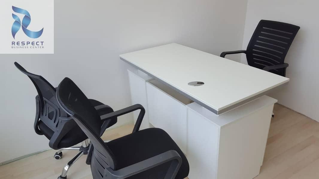 2 Virtual Office/ Sustainability contract(Estidama)Ejari