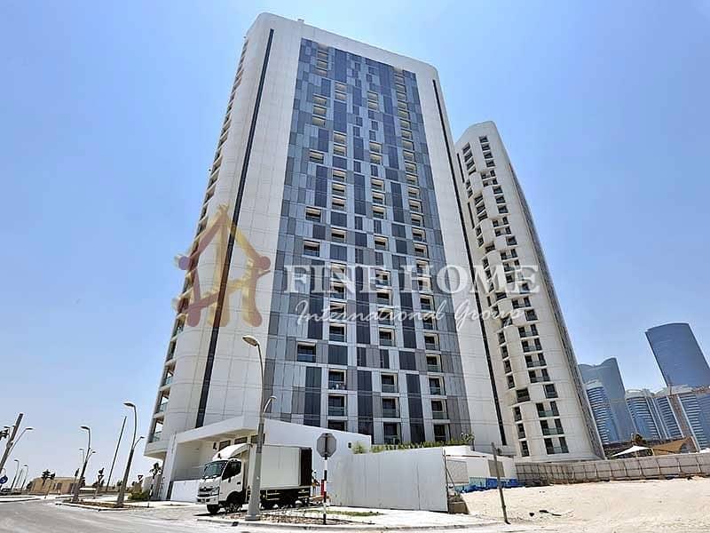 Garden  View  3BR. Apartment in Meera Tower 1