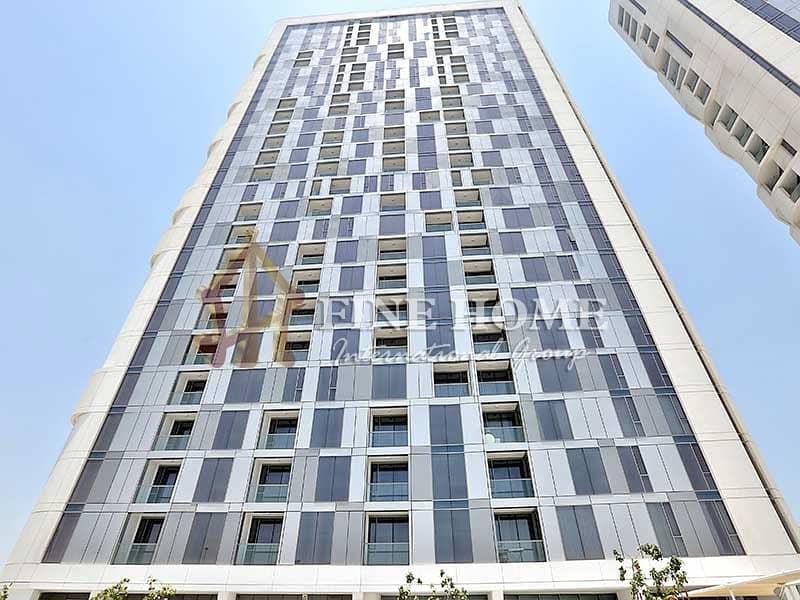20 Garden  View  3BR. Apartment in Meera Tower 1