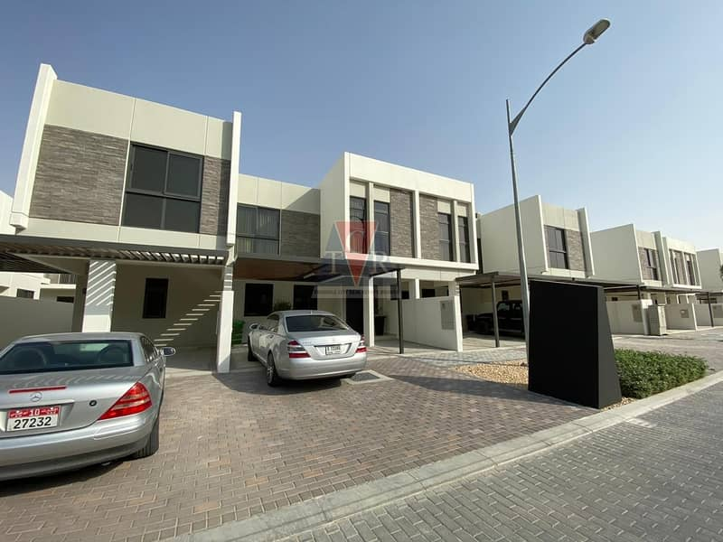 2 Ready 3 Bed Room Town House For Sale - on payment plan