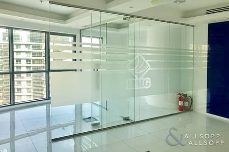 Office for Rent in Barsha Heights (Tecom), Dubai - Fitted|Close to Metro |Grade A l2
