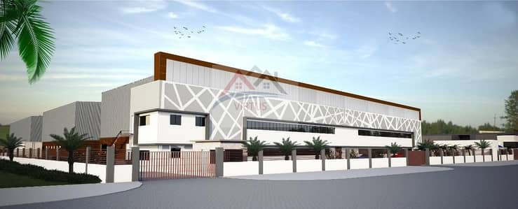 Warehouse for Sale in Technology Park, Dubai -  G+M Office Building for SALE in NIP(Techno Park)
