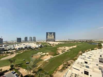 شقة 1 غرفة نوم للايجار في داماك هيلز (أكويا من داماك)، دبي - Full Golfview | Top Floor | Brand New