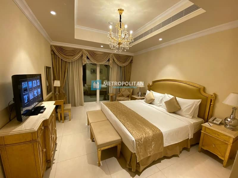 Vacant On Transfer   Sea & Skyline View    Furnished