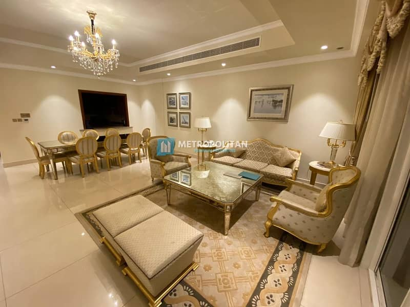 2 Vacant On Transfer   Sea & Skyline View    Furnished