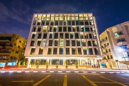 شقة 2 غرفة نوم للايجار في بر دبي، دبي - شقة في الحمریة بر دبي 2 غرف 82000 درهم - 4088346