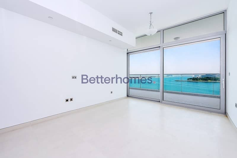2 Full Sea View | Brand New | Spacious Balcony